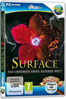 Neue unheimliche Abenteuer in astragons Eiszeit: Surface - Das Geheimnis einer anderen Welt