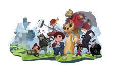 Videogame-Crossover-Platformer Team Indie jetzt auf Steam erhältlich!