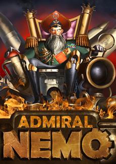 PC-Steampunk-Arcade-Shooter Admiral Nemo ab sofort erhältlich!