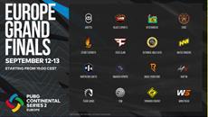 PCS2 Europe Grand Finals finden dieses Wochenende ihren krönenden Abschluss