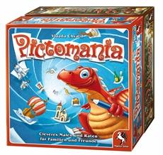 Pegasus Spiele bringt Pictomania und Village im Exklusiv-Bundle