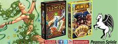 Pegasus Spiele sorgt für Sommerlaune mit neuen Kartenspielen