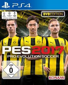 PES 2017   KONAMI kündigt BVB Edition an