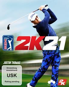 PGA TOUR 2K21 steht am 21. August weltweit am Abschlag