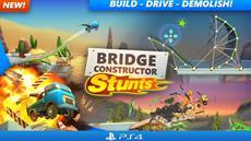 Die explosive Mischung aus Konstruktionsspiel und Action erscheint heute auf der PS4