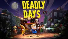 Diesen Bus verpasst ihr besser nicht! Deadly Days ist für Xbox und PlayStation verfügbar!