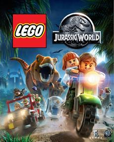 LEGO Jurassic World jetzt für Nintendo Switch erhältlich