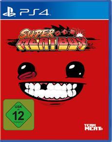 Ab sofort in jedem gut sortierten Fleischfachhandel: Super Meat Boy als Box f&uuml;r die PS4<sup>&trade;</sup>!