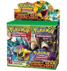 Pokémon Schwarz & Weiß – Hoheit der Drachen ab 7. November im Handel erhältlich!