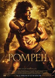 Pompeii 3D: Zwei Deutsche Plakate jetzt verfügbar