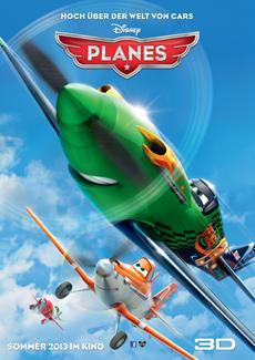 Preview (Kino): Planes