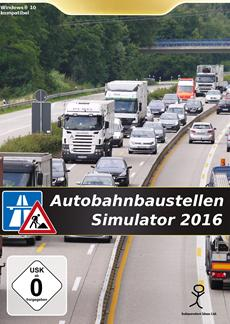 Preview (PC): Autobahnbaustellen-Simulator 2016
