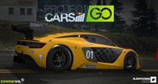 Project CARS GO ist ab sofort für Android und iOS erhältlich