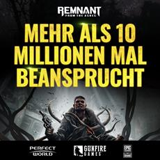Remnant: From the Ashes 10 Millionen Mal im Epic Games Store eingelöst