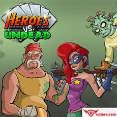 """Rette die Welt mit deinen Karten! upjers entlässt virtuelles Kartenspiel """"Heroes vs. Undead"""" in die Closed Beta"""