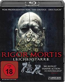 Review (BD): Rigor Mortis - Leichenstarre