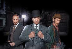 Review (BD): Ripper Street