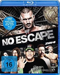 Review (BD): WWE No Escape (Elimination Chamber) 2014