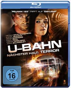 Review (Blu-Ray): U-Bahn - Nächster Halt: Terror