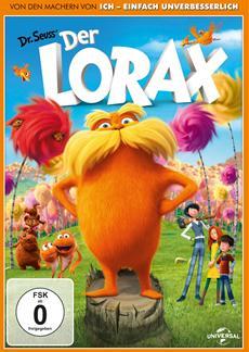 Review (DVD): Der Lorax