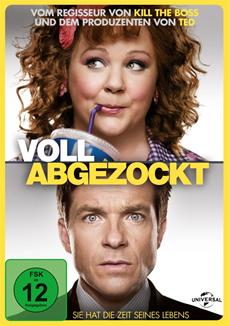 Review (DVD): Identity Theft - Voll abgezockt
