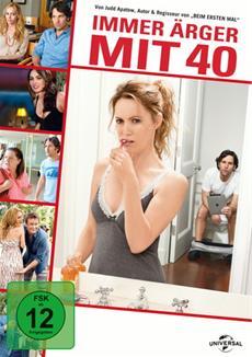 Review (DVD): Immer Ärger mit 40