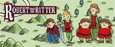 Review (HSP): Robert und die Ritter - Das Burggespenst