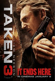 Review (Kino): 96 Hours - Taken 3 (OV)
