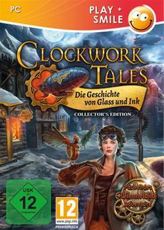 Review (PC): Clockwork Tales: Die Geschichte von Glass und Ink (Collectors Edition)