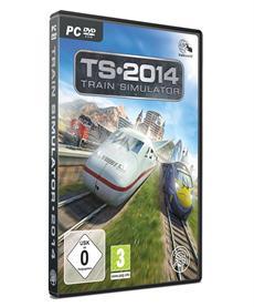 Review (PC): Nächster Halt ... Train Simulator 2014