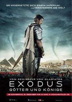 Ridley Scotts EXODUS - GÖTTER UND KÖNIGE erhält Prädikat besonders wertvoll