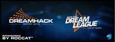 ROCCAT unterstützt Dota 2 DreamLeague