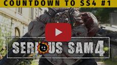 Serious Sam 4 Countdown Begins NOW