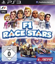 F1 Race Stars ab sofort im Handel erhältlich