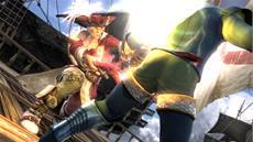 "SoulCalibur Lost Swords - Cerantes ""Great Pirate"""