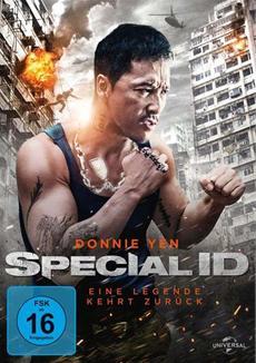 SPECIAL ID ab 14.08.2014 auf DVD und Blu-ray