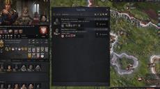 Spieler erschaffen das Mittelalter ihrer Träume mit dem kostenlosen Ruler-Designer-Update für Crusader Kings III