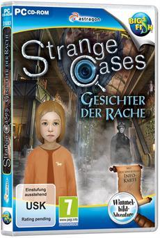 Strange Cases: Gesichter der Rache - Mit Claire Ellery einem unheimlichen Kidnapper auf der Spur