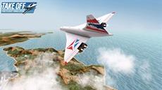 Take Off - The Flight Simulator für den PC im Anflug!