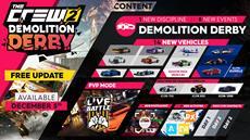 The Crew 2 | Demolition Derby und PVP-Update ab sofort verfügbar