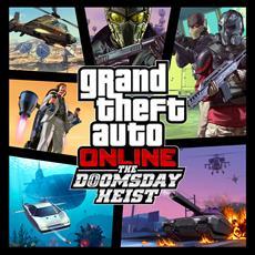 The Doomsday Heist für GTA Online erscheint kommende Woche