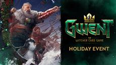 The epic GWENT Winter Holiday event has begun!