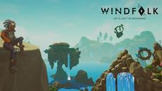The Sky is Just The Beginning: Windfolk, A Third Person Aerial Shooter, Releases Today