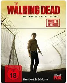 THE WALKING DEAD ist zurück: Die komplette vierte Staffel - UNCUT & EXTENDED
