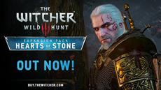 The Witcher 3: Wild Hunt Hearts of Stone Erweiterung ab sofort erhältlich!
