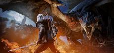 The Witcher wird Teil von Monster Hunter: World - Originalsprecher vertonen Geralt von Riva - Trailer veröffentlicht
