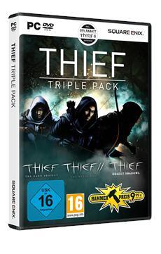 THIEF Triple Pack - Jetzt zum Hammer-Preis erhältlich