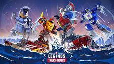 Transformers übernehmen die Ozeane in World of Warships: Legends