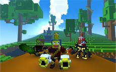 Trion Worlds veröffentlicht heute das Voxel-Build-MMORPG Trove