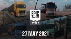 Truck Driver<sup>&reg;</sup> wird am 27. Mai im Epic Games Store ver&ouml;ffentlicht